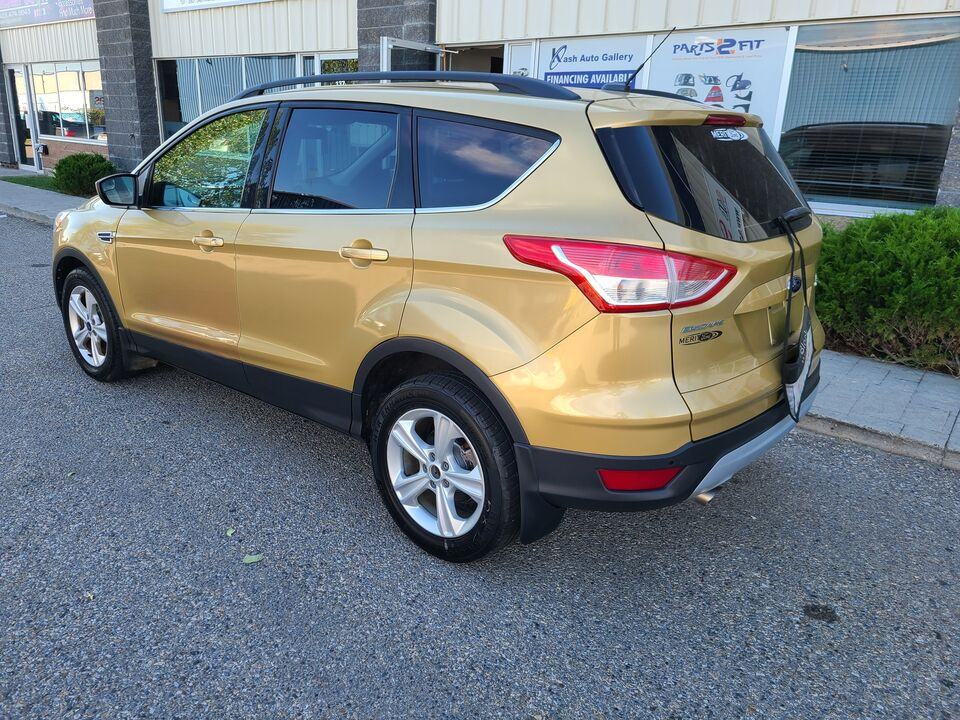 2014 Ford Escape – REMOTE STARTER