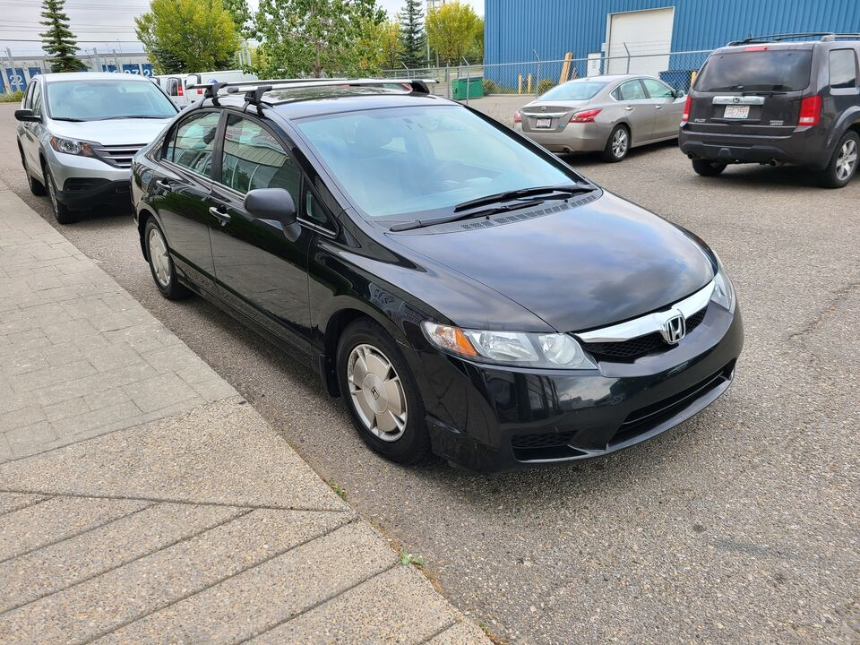 2009 Honda Civic Sdn DX-G
